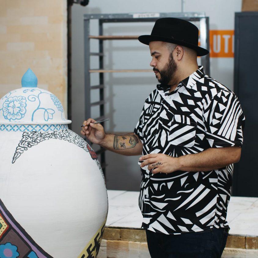 Artesanía moderna y diseñadoras de vanguardia en Design Miami / 2019 11