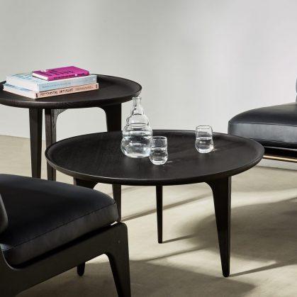 Muebles con diseño sostenible en Benchmark 13