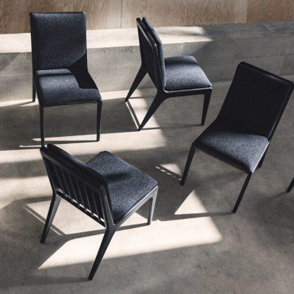 Muebles con diseño sostenible en Benchmark 16
