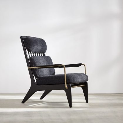 Muebles con diseño sostenible en Benchmark 14