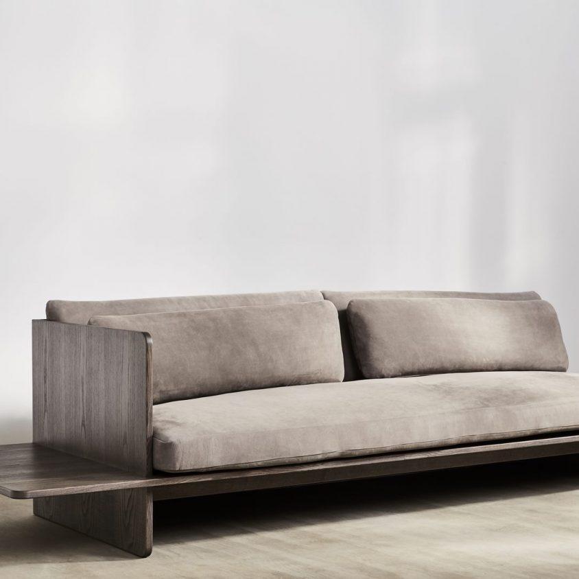 Muebles con diseño sostenible en Benchmark 11