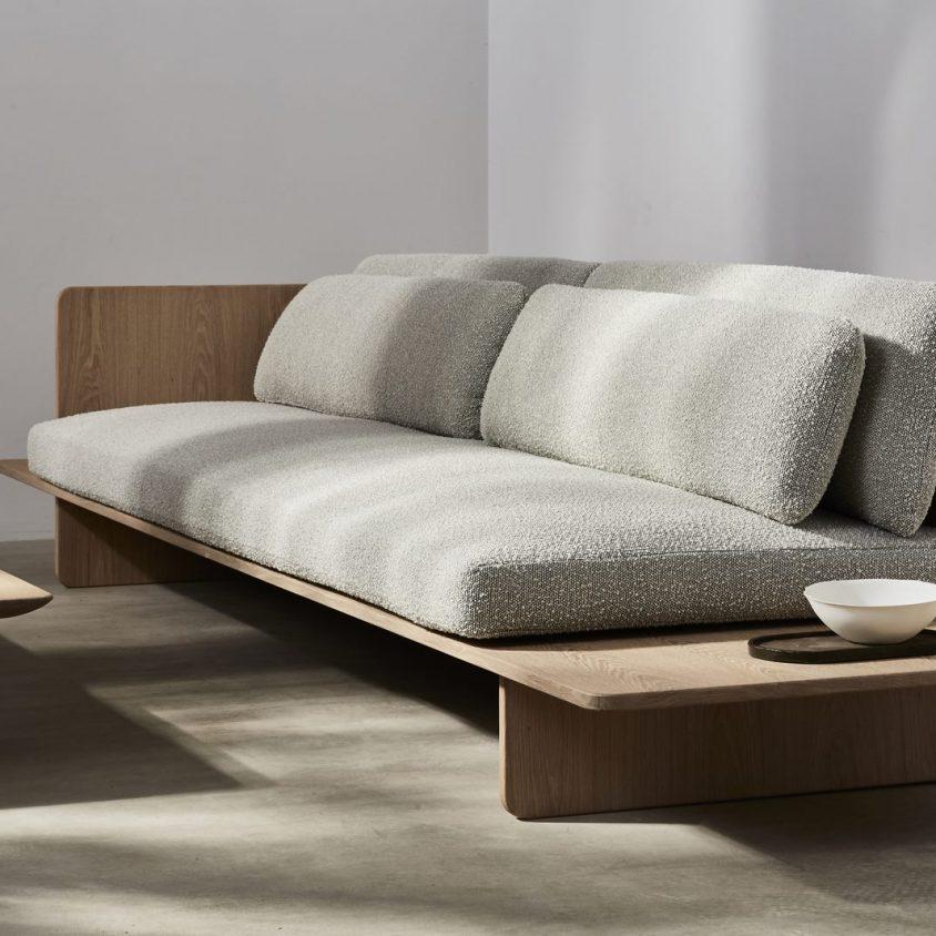 Muebles con diseño sostenible en Benchmark 12