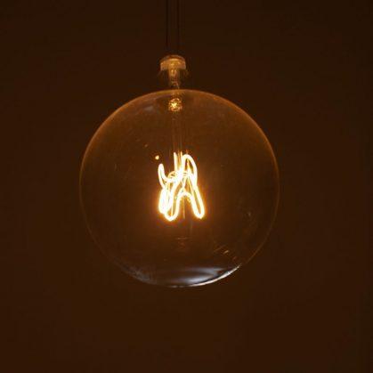 60 años después, la lámpara Bulbo vuelve a brillar 10