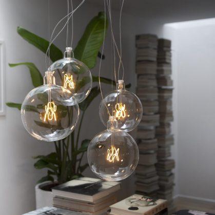 60 años después, la lámpara Bulbo vuelve a brillar 13