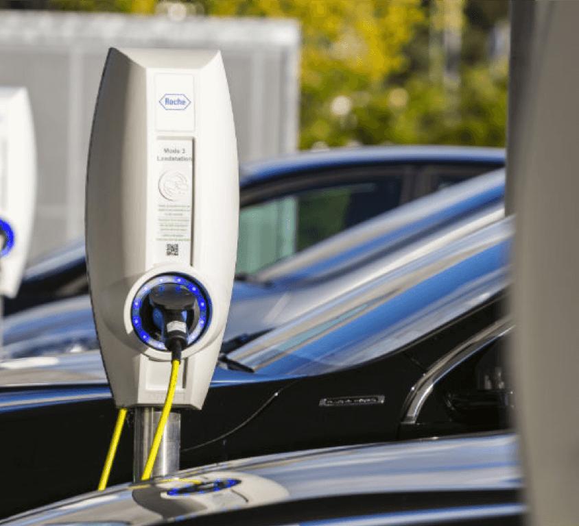 Un nuevo punto de carga para autos eléctricos en Argentina 2