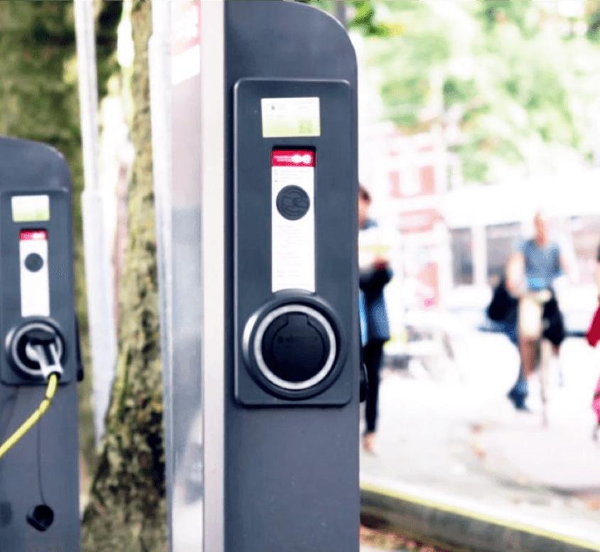 Un nuevo punto de carga para autos eléctricos en Argentina 3