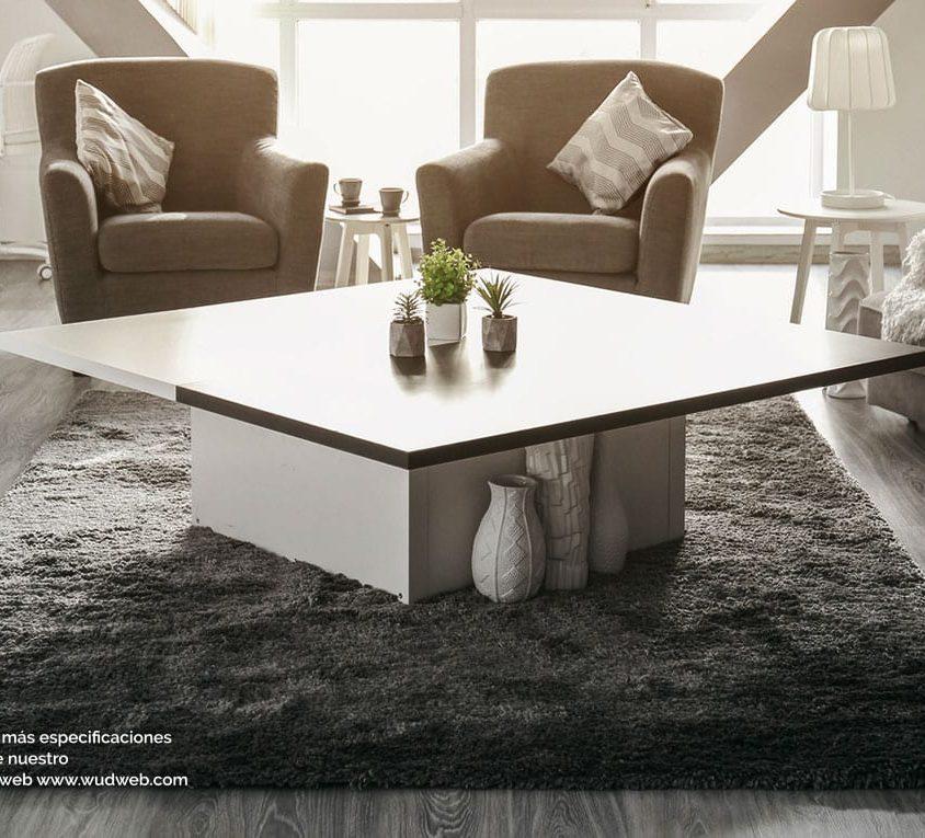 Un tono neutro en pisos de PVC para destacar los interiores 6