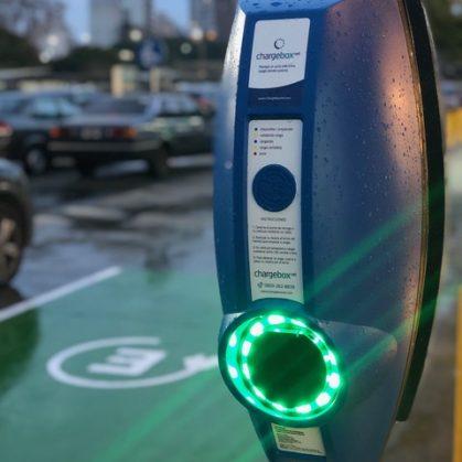 Un nuevo punto de carga para autos eléctricos en Argentina 6