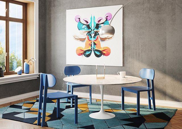 """Muebles para el hogar que componen una """"familia"""" 9"""