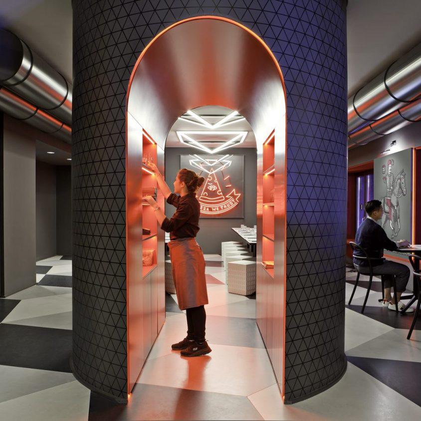 Arquitectura femenina por Fabio Novembre 3