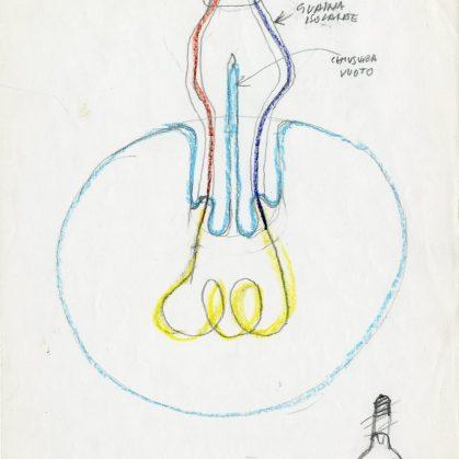 60 años después, la lámpara Bulbo vuelve a brillar 6