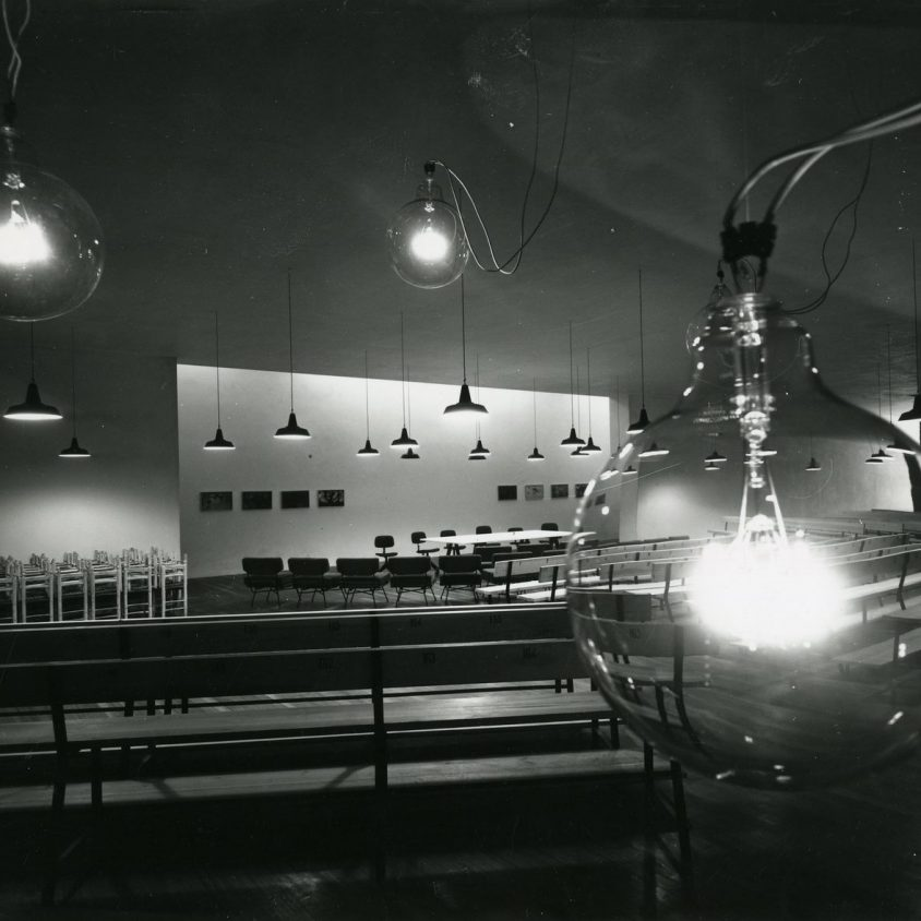 60 años después, la lámpara Bulbo vuelve a brillar 5