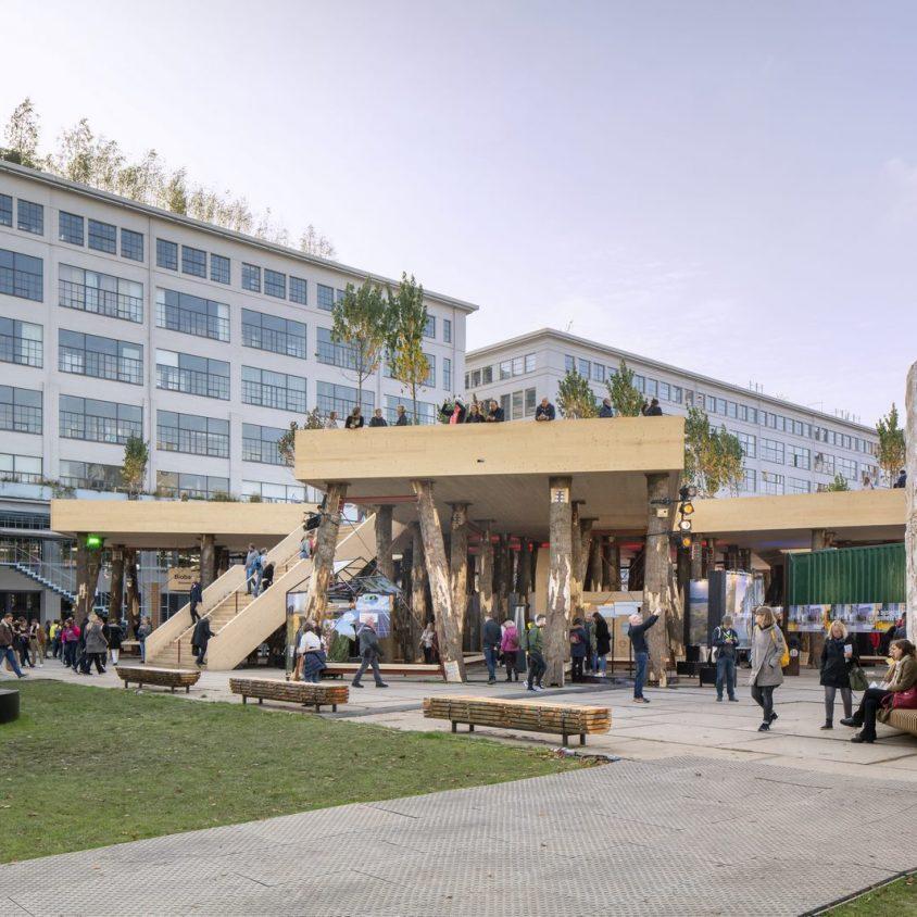 La construcción con madera contra el cambio climático 2
