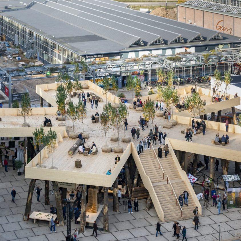 La construcción con madera contra el cambio climático 1