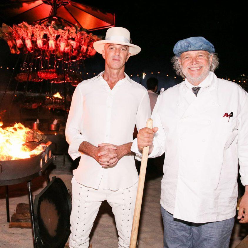 Espiritualidad y tradiciones culinarias en el Faena Festival 14