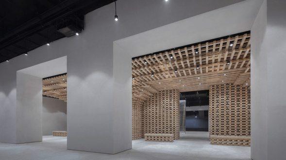 Un gran espacio multifunción para la cultura china 13