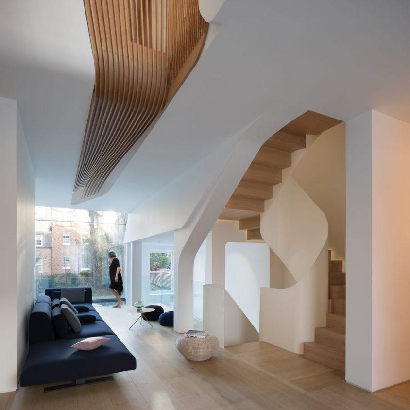 Light Falls, la solución de luminosidad a una casa victoriana 21