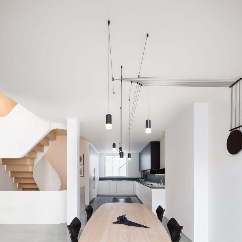 Light Falls, la solución de luminosidad a una casa victoriana 17