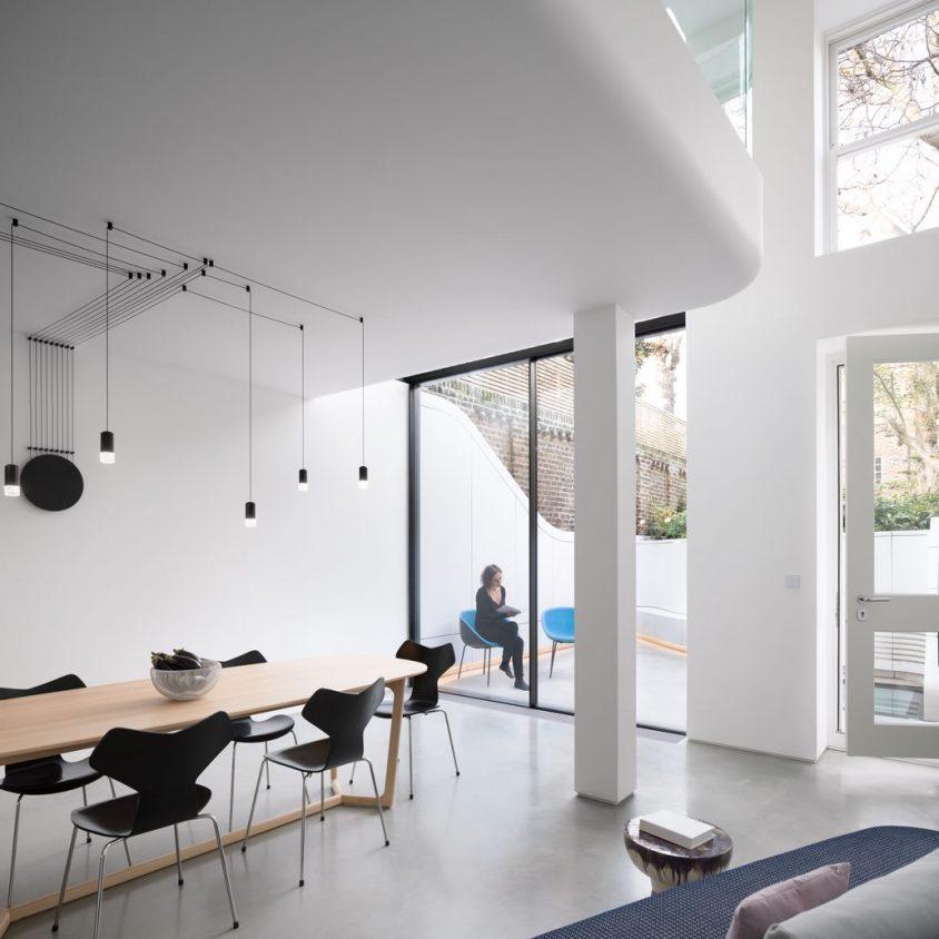 Light Falls, la solución de luminosidad a una casa victoriana 20