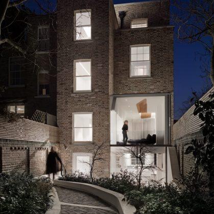 Light Falls, la solución de luminosidad a una casa victoriana 26