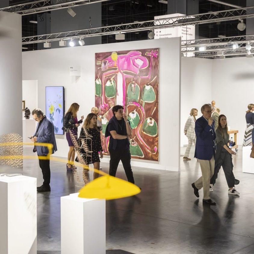 El encuentro del arte y la cultura en Art Basel Miami Beach 1