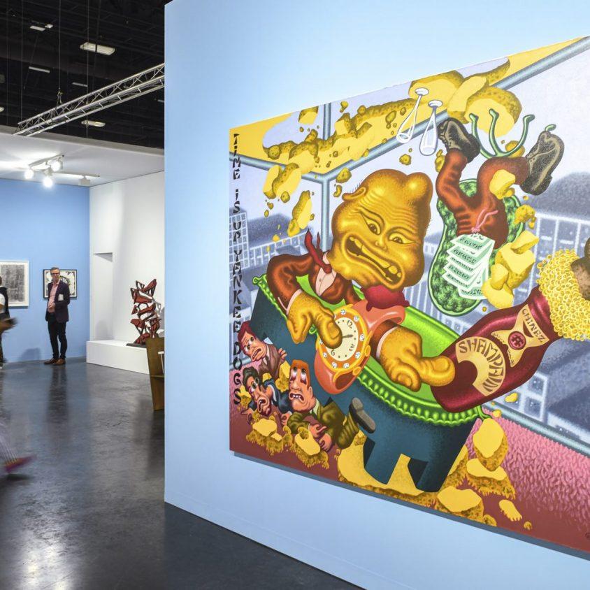 El encuentro del arte y la cultura en Art Basel Miami Beach 6