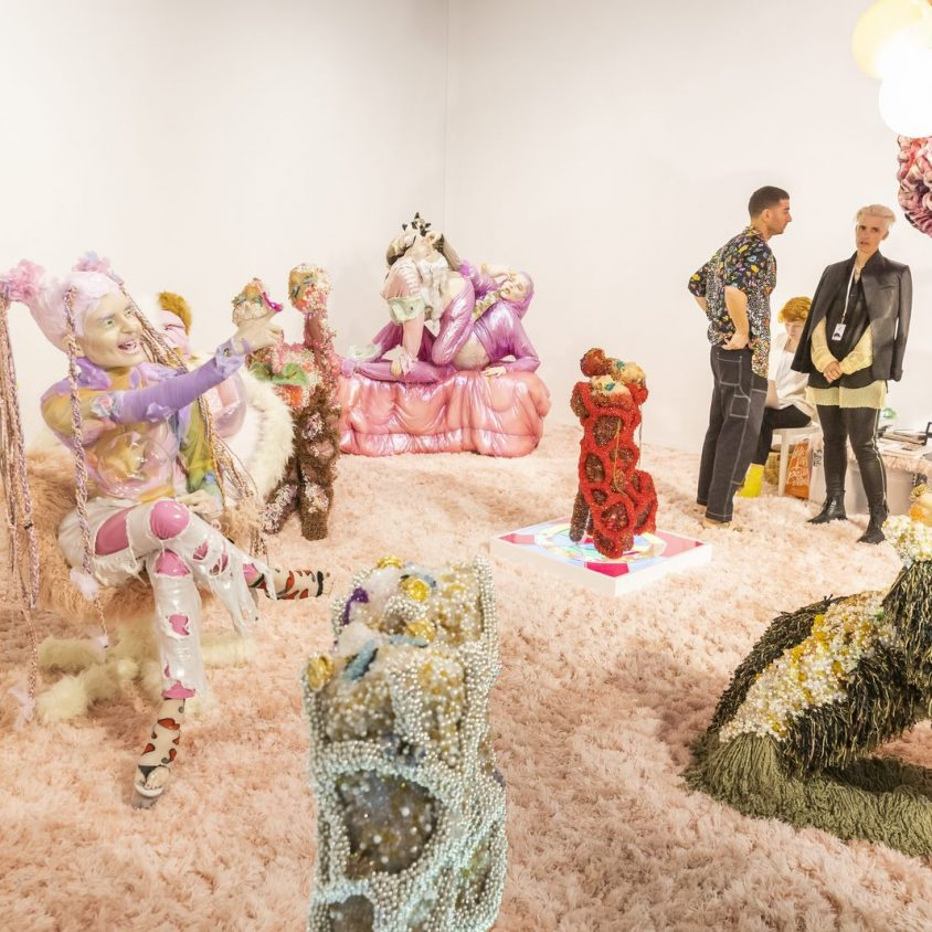 El encuentro del arte y la cultura en Art Basel Miami Beach 5