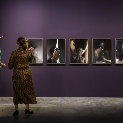 El encuentro del arte y la cultura en Art Basel Miami Beach 14