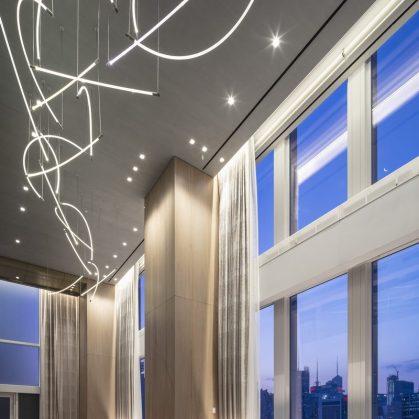 El Hotel Equinox está listo para brillar en Hudson Yards 13