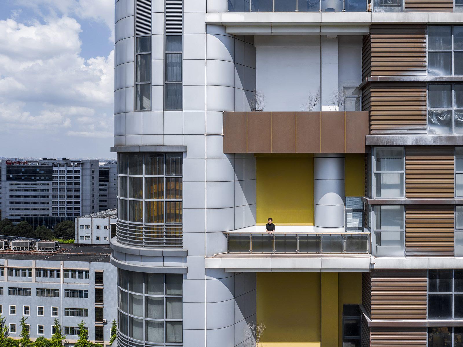 Modelos de una ciudad futurista 19