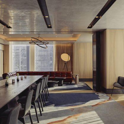 El Hotel Equinox está listo para brillar en Hudson Yards 2