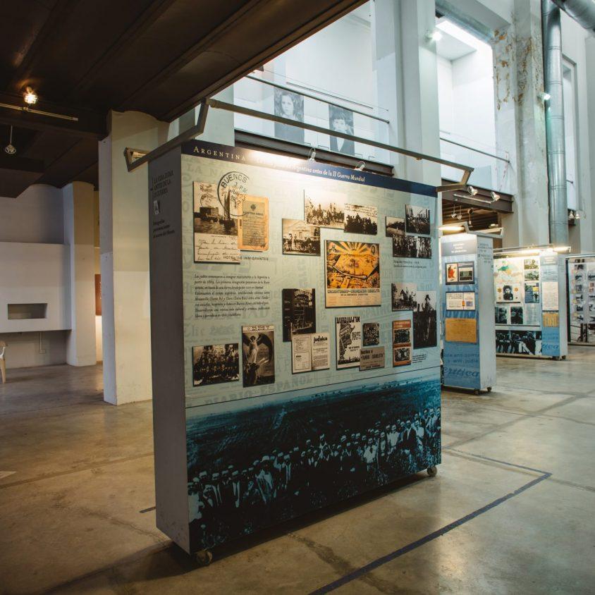El Museo del Holocausto reabrió sus puertas en Buenos Aires 12