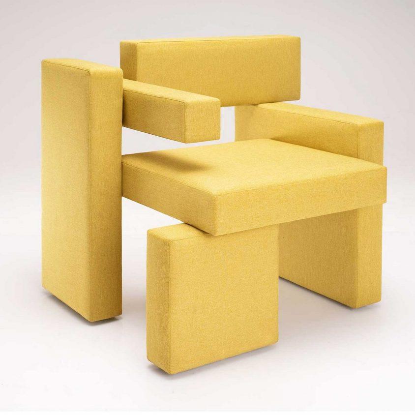Yellow Brick, un ladrillo en la silla 1