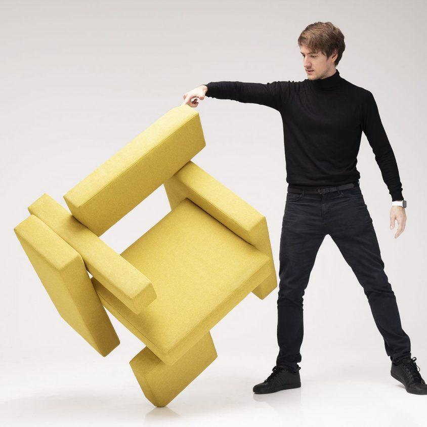 Yellow Brick, un ladrillo en la silla 4