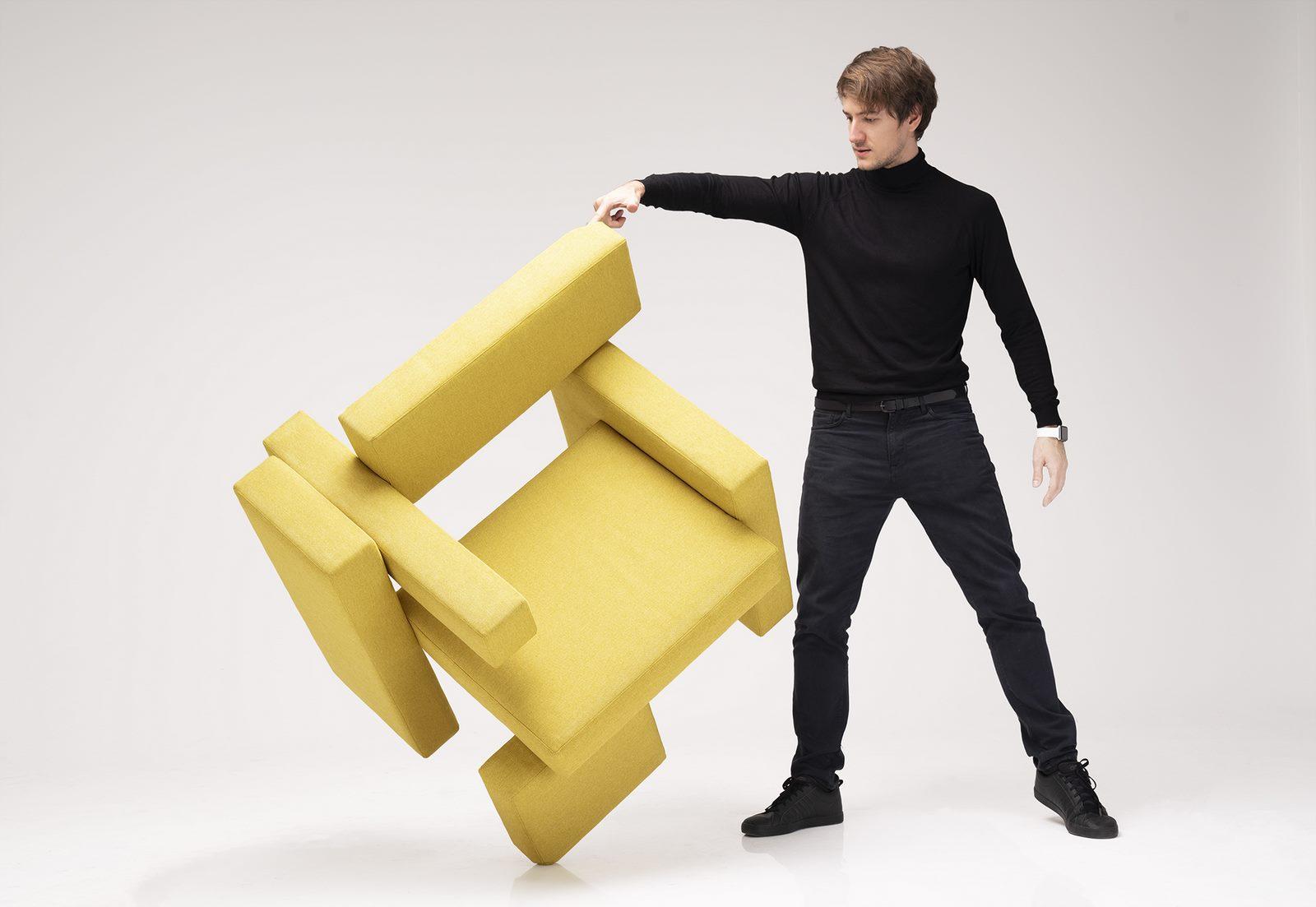 Yellow Brick, un ladrillo en la silla 9