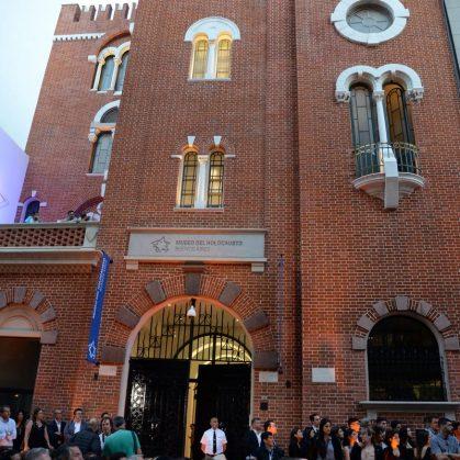 El Museo del Holocausto reabrió sus puertas en Buenos Aires 11