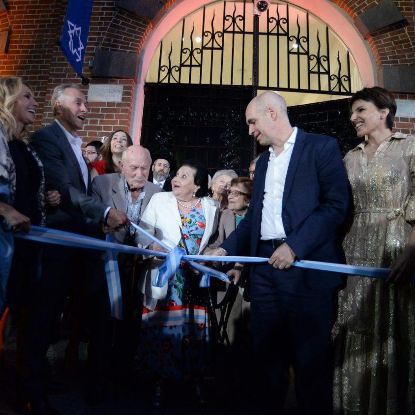 El Museo del Holocausto reabrió sus puertas en Buenos Aires 2