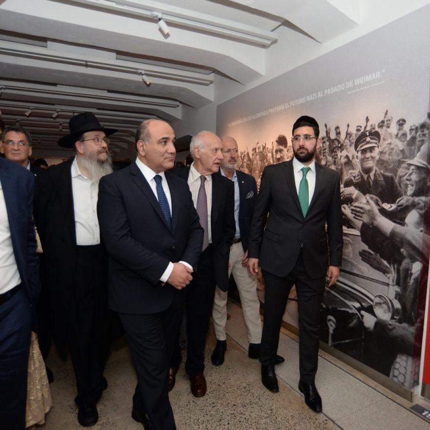 El Museo del Holocausto reabrió sus puertas en Buenos Aires 7
