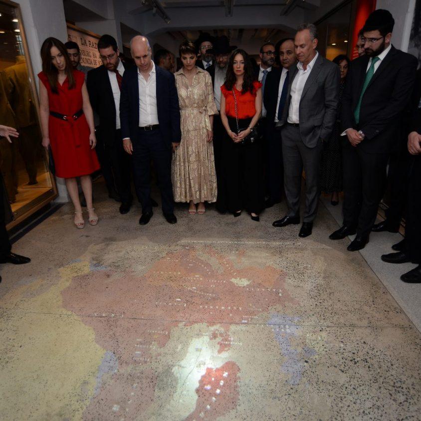 El Museo del Holocausto reabrió sus puertas en Buenos Aires 8