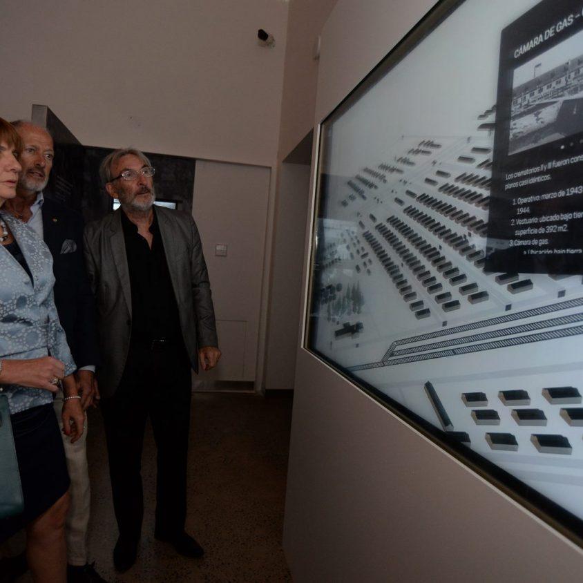 El Museo del Holocausto reabrió sus puertas en Buenos Aires 5