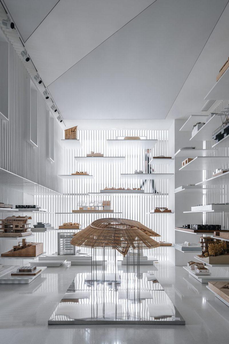 Modelos de una ciudad futurista 5