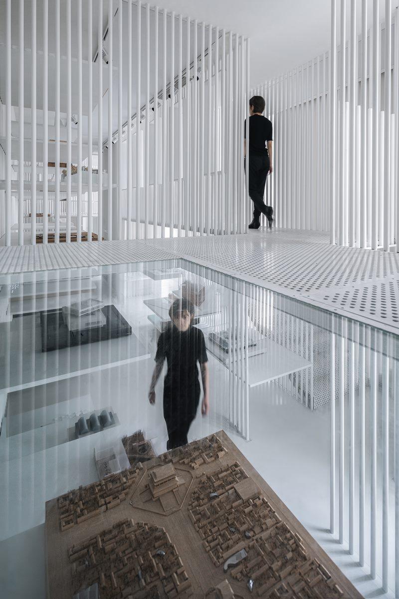 Modelos de una ciudad futurista 12