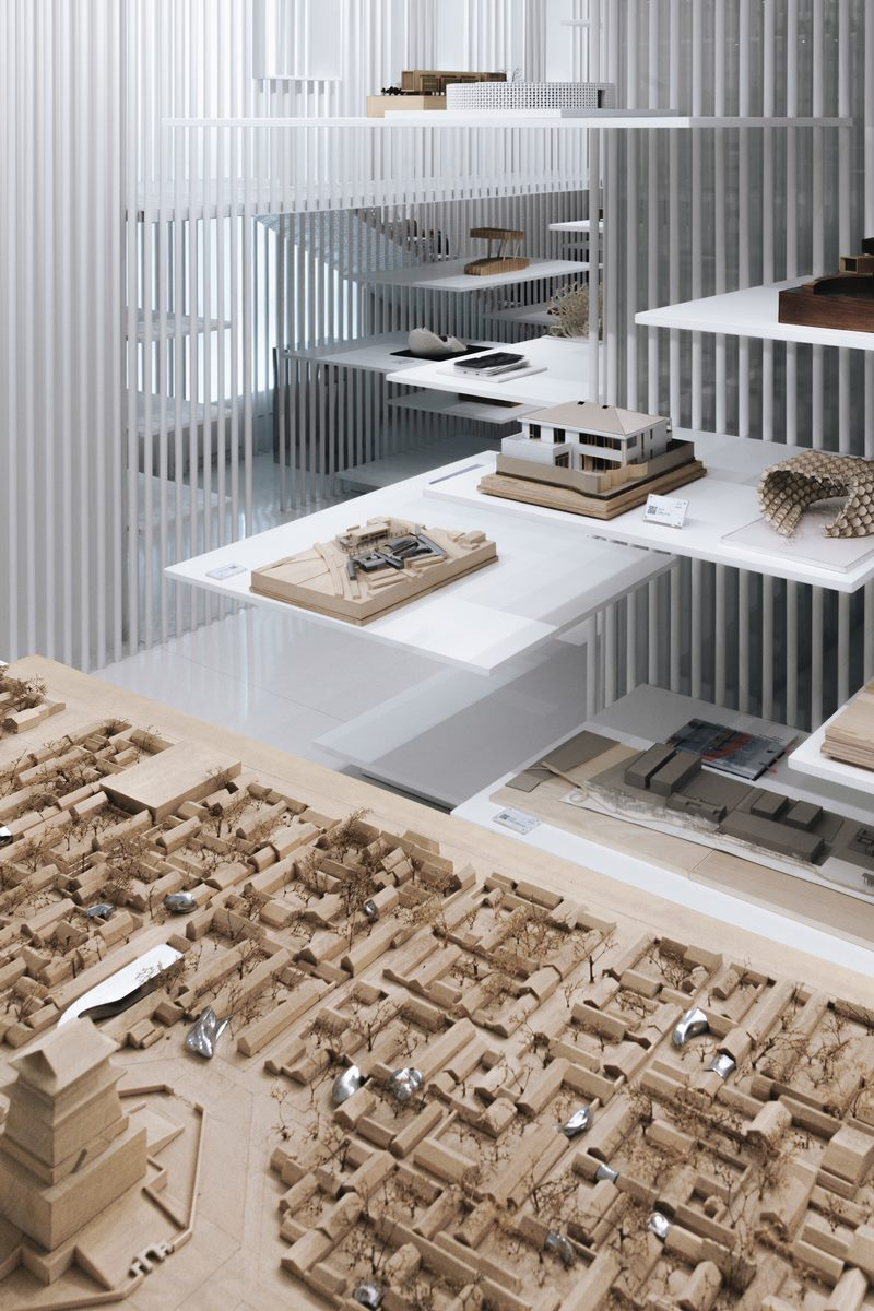 Modelos de una ciudad futurista 6