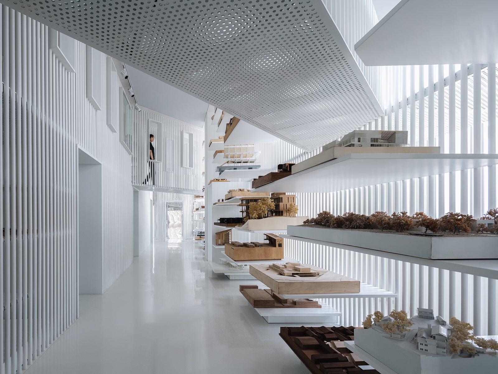 Modelos de una ciudad futurista 11