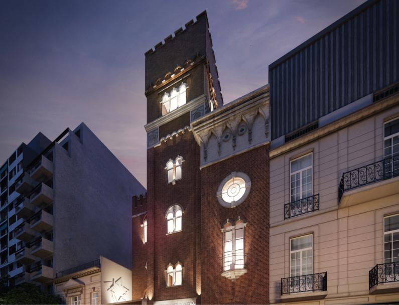 El Museo del Holocausto reabrió sus puertas en Buenos Aires 1