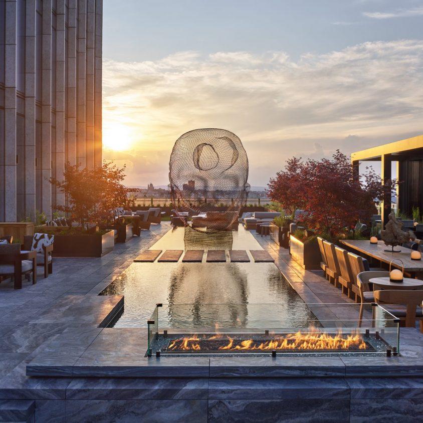 El Hotel Equinox está listo para brillar en Hudson Yards 16