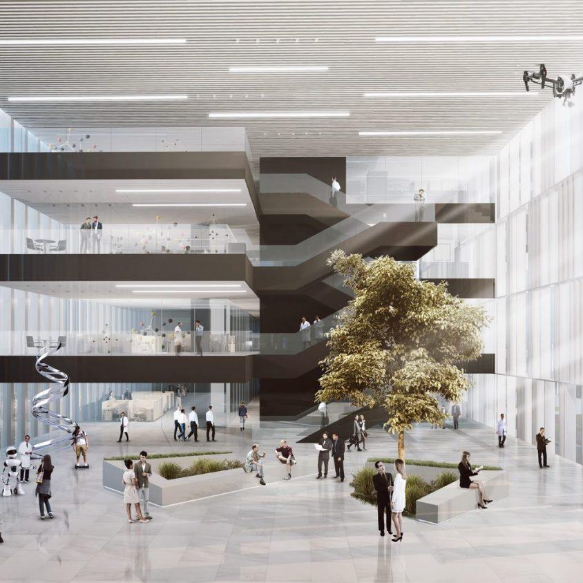 El proyecto Shenfang Park promete desarrollo y ciencia en Hong Kong 2