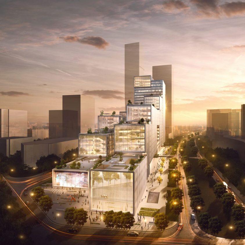 El proyecto Shenfang Park promete desarrollo y ciencia en Hong Kong 1