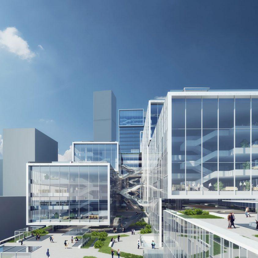 El proyecto Shenfang Park promete desarrollo y ciencia en Hong Kong 5