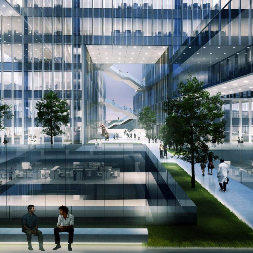 El proyecto Shenfang Park promete desarrollo y ciencia en Hong Kong 6